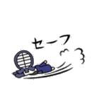 女子剣道部 ゆる美ちゃん(個別スタンプ:26)