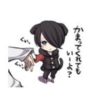 黒猫少年2