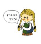 ゆかりのすたんぷ(個別スタンプ:28)