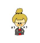 ゆかりのすたんぷ(個別スタンプ:38)