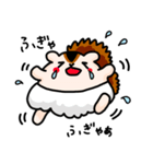 ベビーしまりすちゃん 〜赤ちゃんの主張〜(個別スタンプ:06)