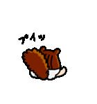 ベビーしまりすちゃん 〜赤ちゃんの主張〜(個別スタンプ:36)