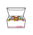 ALOHA's Part2(個別スタンプ:35)
