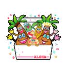 ALOHA's Part2(個別スタンプ:36)