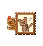 くまショコラ(個別スタンプ:05)