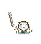 「まるちゃん」のひかえめスタンプ(個別スタンプ:22)
