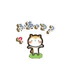 「まるちゃん」のひかえめスタンプ(個別スタンプ:27)