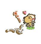「まるちゃん」のひかえめスタンプ(個別スタンプ:37)