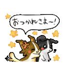 彼女向けの犬スタンプ(個別スタンプ:08)