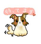 彼女向けの犬スタンプ(個別スタンプ:29)