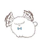 もふっとアンゴラウサギ(個別スタンプ:05)