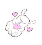 もふっとアンゴラウサギ(個別スタンプ:07)