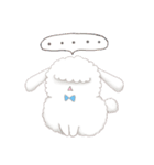 もふっとアンゴラウサギ(個別スタンプ:12)