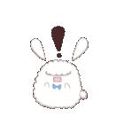もふっとアンゴラウサギ(個別スタンプ:14)