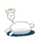 もふっとアンゴラウサギ(個別スタンプ:23)