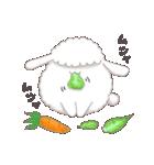 もふっとアンゴラウサギ(個別スタンプ:27)
