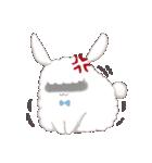 もふっとアンゴラウサギ(個別スタンプ:30)