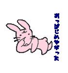 適当動物2(個別スタンプ:3)