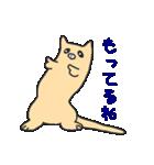 適当動物2(個別スタンプ:6)
