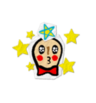 ピーナッツRとピーちゃん 2(個別スタンプ:02)