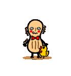 ピーナッツRとピーちゃん(個別スタンプ:18)