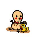 ピーナッツRとピーちゃん(個別スタンプ:20)