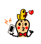 ピーナッツRとピーちゃん(個別スタンプ:25)