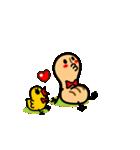 ピーナッツRとピーちゃん(個別スタンプ:34)