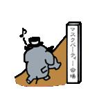 """""""鼻自慢""""ぱなぞう君のスタンプ(個別スタンプ:22)"""