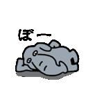 """""""鼻自慢""""ぱなぞう君のスタンプ(個別スタンプ:36)"""