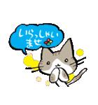 いのつく仔猫2(あ猫)(個別スタンプ:14)