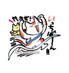 いのつく仔猫2(あ猫)(個別スタンプ:26)