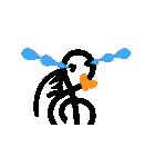 TREBLE CLEF BIRD 2(個別スタンプ:35)