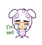 She said she is OK (Int'l)(個別スタンプ:12)