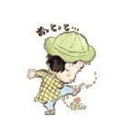 オジサン坊やいっちゃん(個別スタンプ:01)