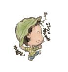 オジサン坊やいっちゃん(個別スタンプ:34)