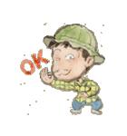 オジサン坊やいっちゃん(個別スタンプ:39)