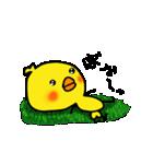 Yellow baby bird(個別スタンプ:13)