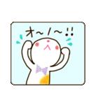 リボン猫の日常(個別スタンプ:19)
