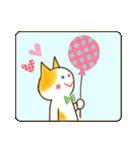 リボン猫の日常(個別スタンプ:29)