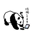 てきとーパンダ3(個別スタンプ:19)