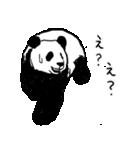 てきとーパンダ3(個別スタンプ:26)