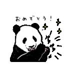 てきとーパンダ3(個別スタンプ:40)