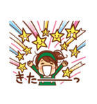 星空トーク 【日常スタンプ】(個別スタンプ:12)