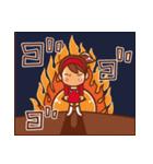 星空トーク 【日常スタンプ】(個別スタンプ:20)