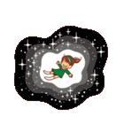 星空トーク 【日常スタンプ】(個別スタンプ:33)