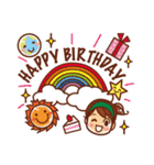 星空トーク 【日常スタンプ】(個別スタンプ:36)