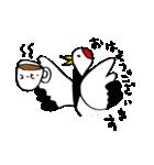 近所の鶴[ツル]さん(個別スタンプ:33)
