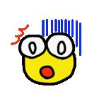 ミノ虫みのさん(個別スタンプ:34)