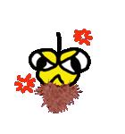 ミノ虫みのさん(個別スタンプ:39)